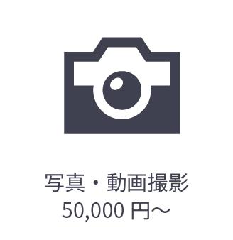 写真、動画撮影